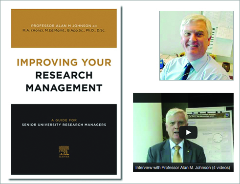 A guidebook for research managers by Alan Johnson