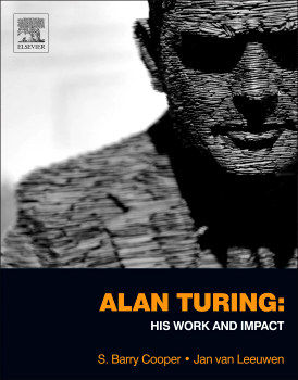 New book spotlights Alan Turing, WWII code-breaker and 'father of computer science'