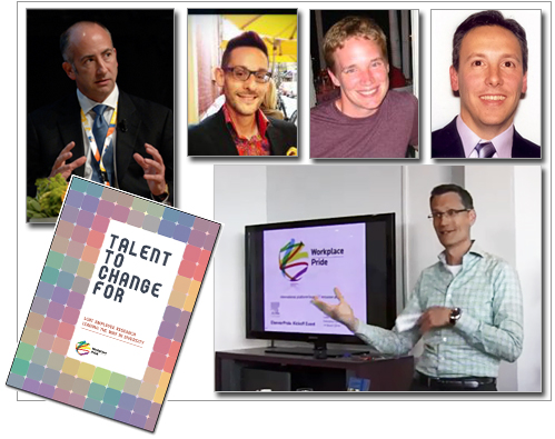 Elsevier Pride network for LGBT employees launched in Amsterdam