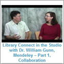 Mendeley and librarians: Q&A — and video — with William Gunn