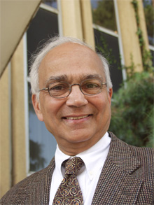 Professor S. Mahajan