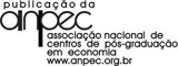 National Association of Postgraduate Centers of Economics (ANPEC)