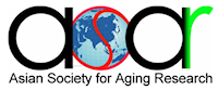 logo of the Asian Society for Aging Research